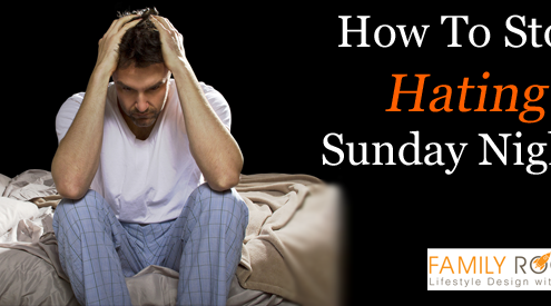 Stop Hating Sunday Nights