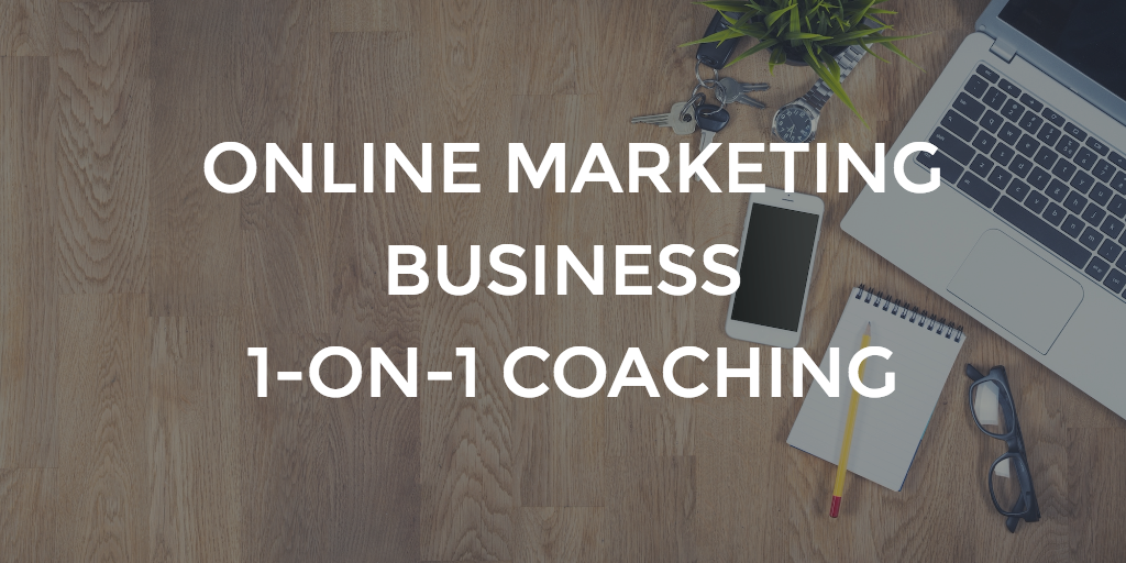 DIGITAL MARKETING AGENCY COACHING