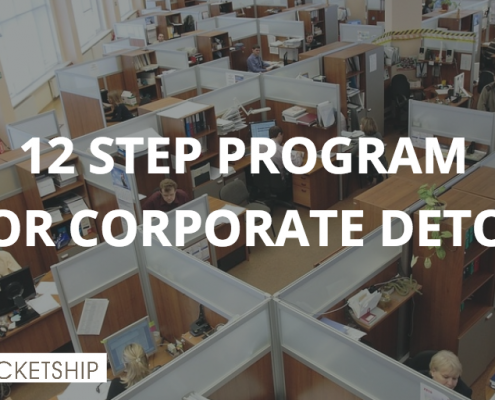 12 Step Program for Corporate Detox
