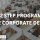 12 Step Program for Corporate Detox