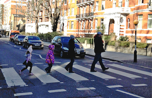 Abbey Road Family Rocketship