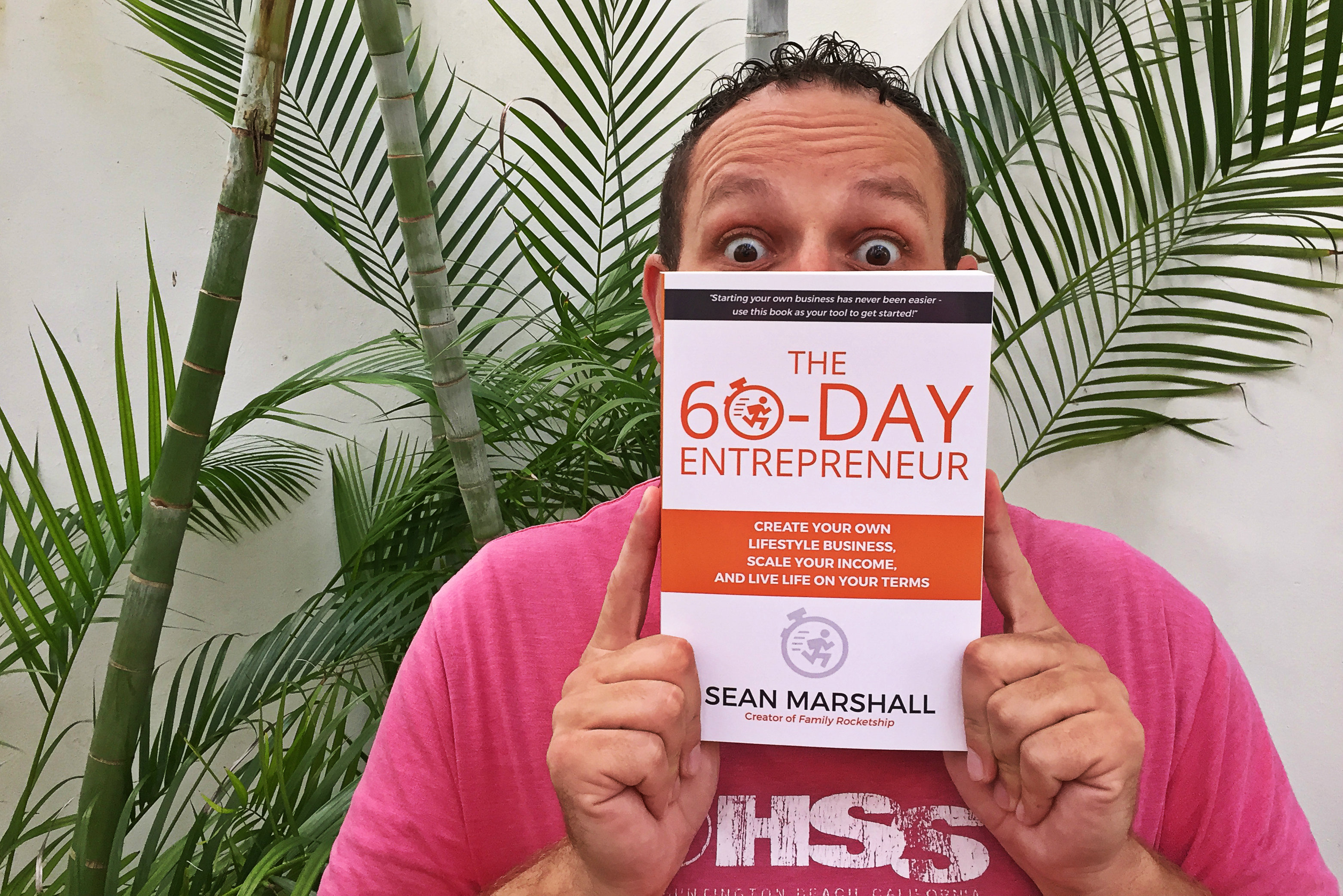 Author Sean Marshall The 60-Day Entrepreneur