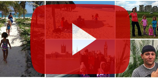 Family Rocketship Vlog