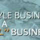A Lifestyle Business is not a Real Business
