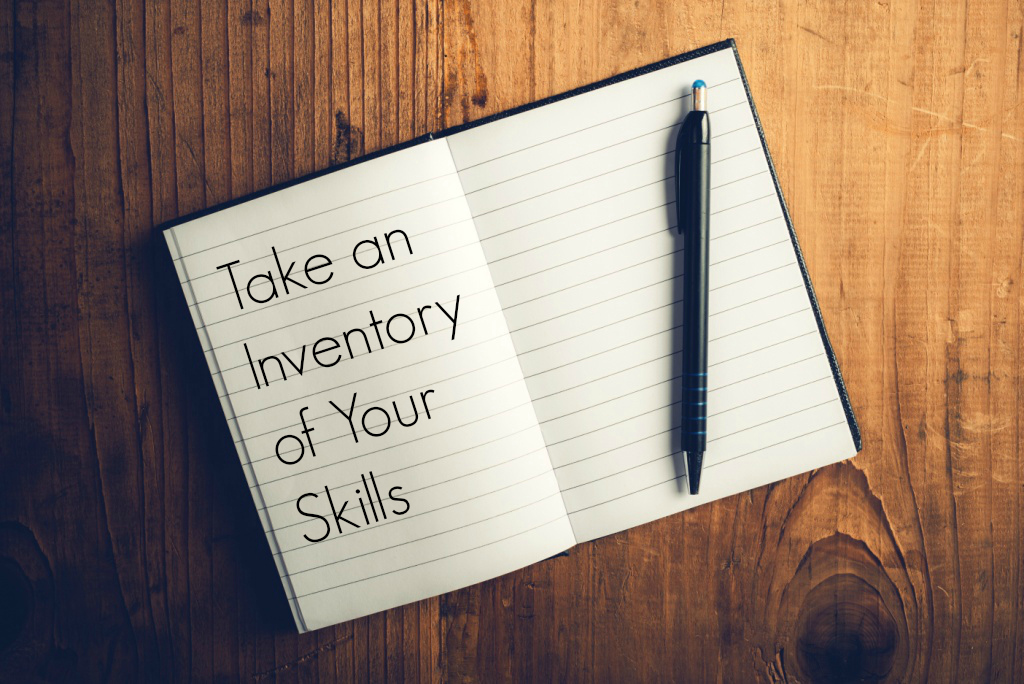 Inventory Your Skills