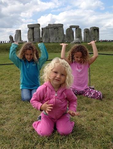 Stonehenge Family Rocketship