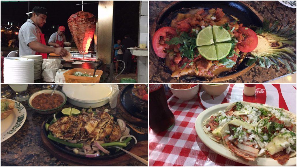 MEXICAN FOOD FAMILY ROCKETSHIP