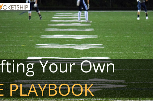 CRAFTING YOUR OWN LIFE PLAYBOOK