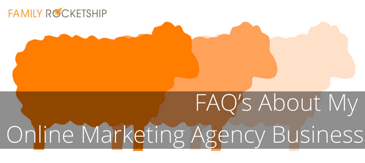 Online Marketing Business FAQs