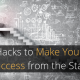 Mental Hacks to Make Your Business a Success from the Start: Part II